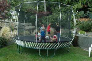 Prix D Un Trampoline : notre comparatif des meilleurs trampolines meilleur ~ Dailycaller-alerts.com Idées de Décoration