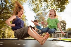 trampoline-familial