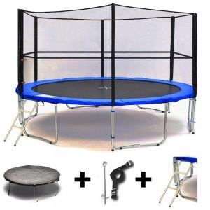 trampoline ls t400 pa13 lifestyle proaktiv meilleur trampoline. Black Bedroom Furniture Sets. Home Design Ideas
