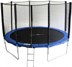 alice s garden saturne xxl trampoline de jardin. Black Bedroom Furniture Sets. Home Design Ideas