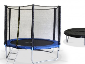 trampoline alice s garden pluton xxl 245 cm de diam tre. Black Bedroom Furniture Sets. Home Design Ideas