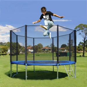 trampoline 305cm ls t305 pa10 lifestyle proaktiv. Black Bedroom Furniture Sets. Home Design Ideas