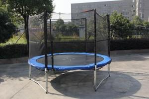 trampoline-305cm-bleu