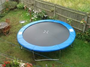 trampoline 370