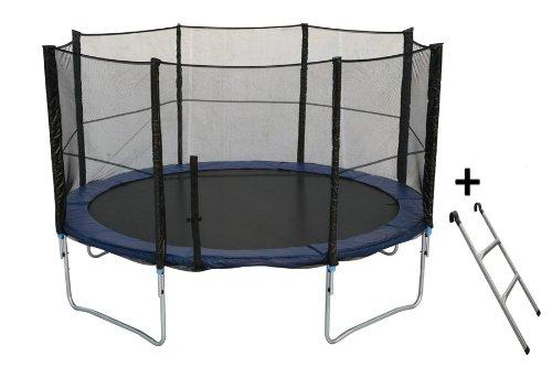 trampoline allstore 430 avec filet de s curit meilleur. Black Bedroom Furniture Sets. Home Design Ideas