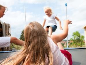 trampoline-geant