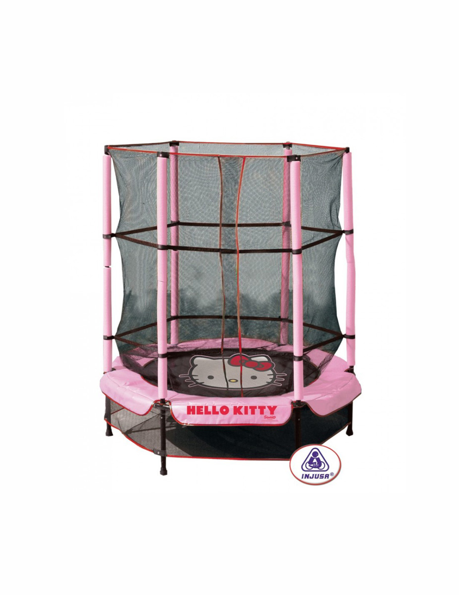 trampoline hello kitty pas cher. Black Bedroom Furniture Sets. Home Design Ideas