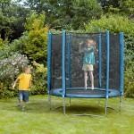 sixbros sixjump 1 85 m trampoline de jardin meilleur. Black Bedroom Furniture Sets. Home Design Ideas