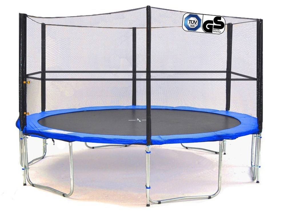 trampoline ls t400 pa13 lifestyle proaktiv meilleur trampoline. Black Bedroom Furniture Sets. Home Design Ideas