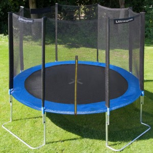 trampoline de jardin ultrasport jumper 305cm meilleur trampoline. Black Bedroom Furniture Sets. Home Design Ideas