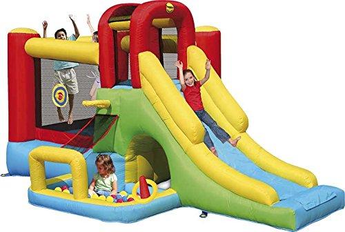 conseils pour acheter un ch teau gonflable meilleur trampoline. Black Bedroom Furniture Sets. Home Design Ideas