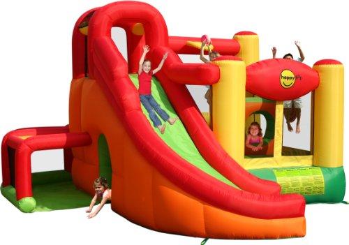 Conseils pour acheter un ch teau gonflable meilleur trampoline - Vente structure gonflable ...
