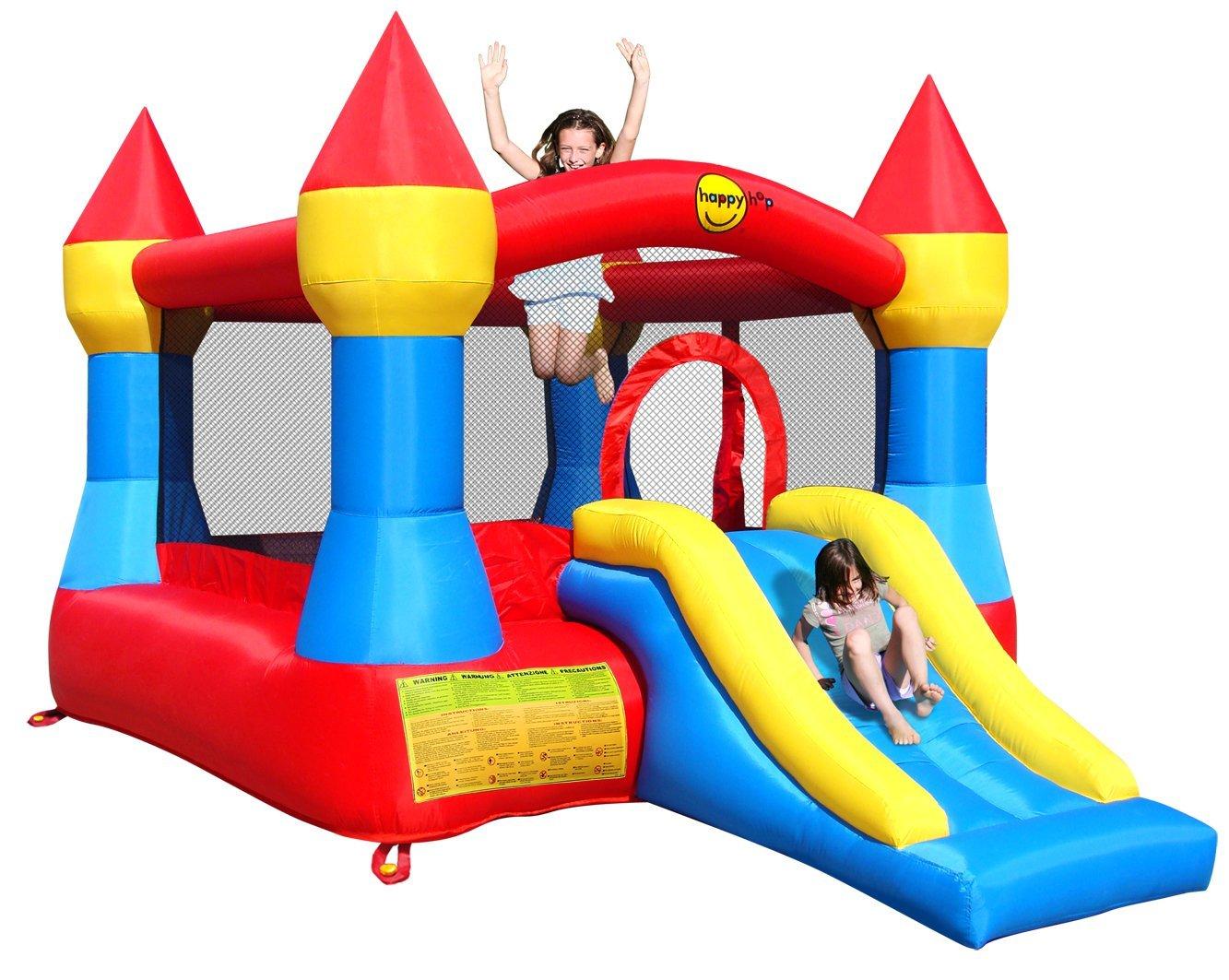 Conseils pour acheter un ch teau gonflable meilleur trampoline - Structure gonflable achat ...