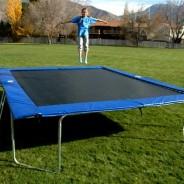 Guide des meilleurs trampolines géants du marché