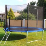 Trampolines 305 cm – le comparatif Meilleur Trampoline