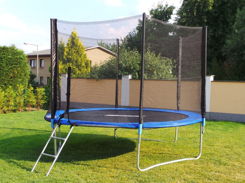 trampolines 305 cm le comparatif meilleur trampoline. Black Bedroom Furniture Sets. Home Design Ideas