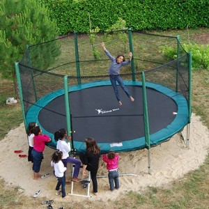 trampolines 305 cm