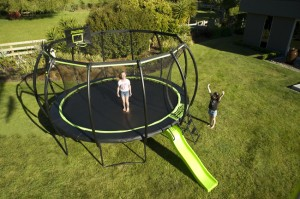 trampolines pas chers
