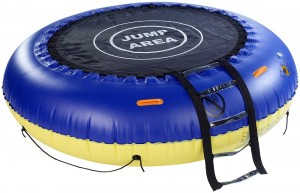 infactory trampoline gonflable