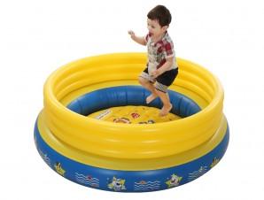 trampoline gonflable pour enfants