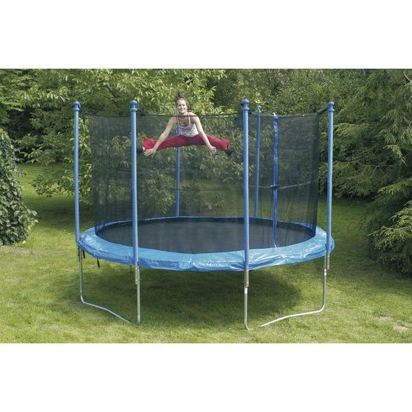 le trampoline 305cm de happy garden meilleur trampoline. Black Bedroom Furniture Sets. Home Design Ideas