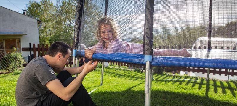 Kit réparation trampoline
