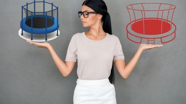 Comment choisir son petit trampoline avec filet ?